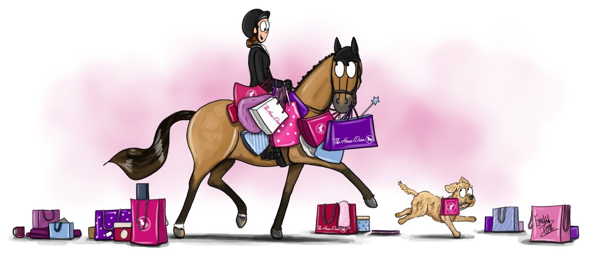 Shopping for my horse